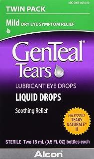 genteal mild eye drops