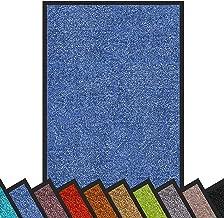 Schoonloopmat Rhine   getest op schadelijke stoffen   wasbaar & extra krachtige deurmat   schoonloopmat met antislip achte...