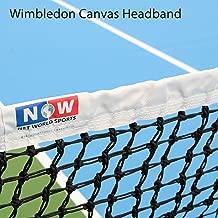 Vermont 3.5mm DT Championship Tennis Net [22lbs] – 42ft Doubles ITF Regulation