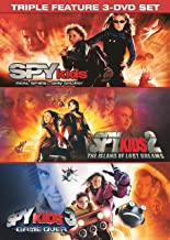 Spy Kids 3 Movie Collection