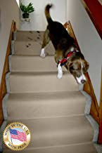 Non-Slip Carpet and Floor protector 20' L x 30 W - Beige