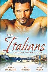 The Italians: Cristiano, Vittorio & Dario - 3 Book Box Set (Innocent Wives) Kindle Edition