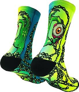 Socks MTB Design Eyes derocca