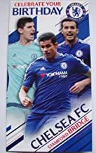 Official Football Team Epl Gift Chelsea F.c. Birthday Card Players