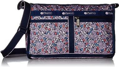 LeSportsac Classic Deluxe Shoulder Satchel Handbag