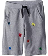 Lanvin Kids - Letters Bermuda (Toddler/Little Kids)