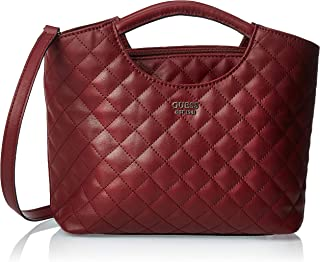 GUESS Womens Handbags, Red (Merlot) - VG743605