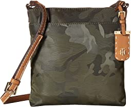 Tommy Hilfiger - Julia Camo Nylon Crossbody