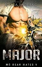 MAJOR (BBW Bear Shifter MC Biker Romance) (MC Bear Mates Book 5)
