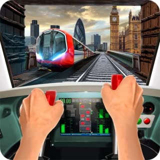 Simulator Subway London City