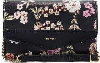 حقيبة كروس بودي من ناين ويست، نمط زهور