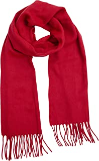 Geoffrey Beene Men's Scarf Cashmere Feel Made in Italy