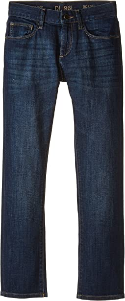 Brady Slim Jeans in Ferret (Big Kids)