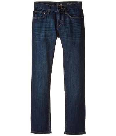 DL1961 Kids Brady Slim Jeans in Ferret (Big Kids) (Ferret) Boy