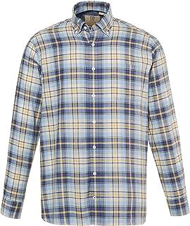 TOP Hommes Pyjama Pyjama Taille M à 3xl Beige Rayé NEUF