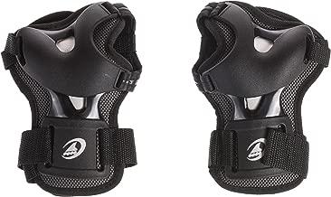 Rollerblade Bladegear XT Wristguard Protective Gear, Unisex, Multi Sport Protection, Black