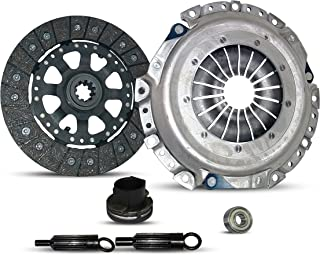 Clutch Kit Works With Bmw 318I 318Is 318Ti Z3 Base Coupe Sedan Convertible 1.8L L4 GAS DOHC (w/AC; DMF;This Application uses a Dual Mass Flywheel (DMF))