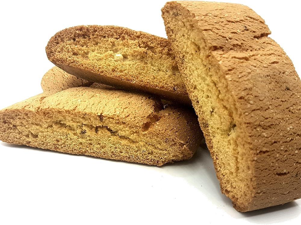 Rarezze, biscotti all`anice o anicini, direttamente dalla sicilia (gr. 400)