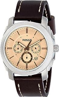 Fossil FS5170 Dress Watch For Men-Brown