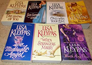 Lisa Kleypas (7 Set) Lady Sophia's Lover; Worth Any Price; When Strangers Marry