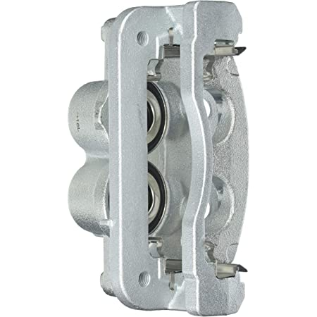 Raybestos Brakes FRC11541N Brake Parts Inc Raybestos Element3 New Semi-Loaded Disc Brake Caliper and Bracket Assembly Disc Brake Caliper Raybestos Element3 New Semi-Loaded Caliper /& Bracket Assy