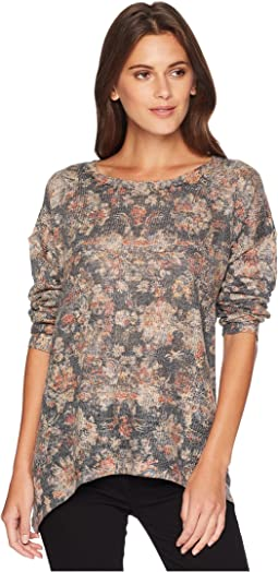5ccc6c4d9778d Nally millie long sleeve pink floral top