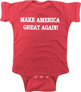 make america great again onesie
