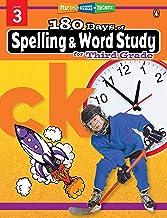 180 days of Spelling Grade 3