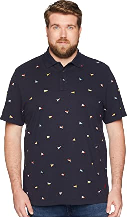 Big & Tall Short Sleeve Polo