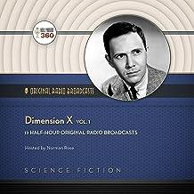 Dimension X, Vol. 1: Classic Radio Collection