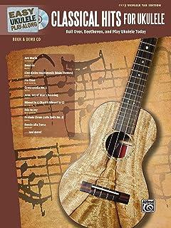 Easy Ukulele Play-Along: Classical Hits Ukulele