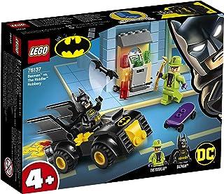 LEGO 76137 4+ DC Batman VS The Riddler Robbery Batmobile zabawka samochód dla dzieci w wieku 4 lat
