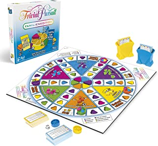 Hasbro Gaming E1921100 Trivial Pursuit Family Edition Family Game