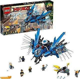 LEGO Ninjago - Jet del Rayo, Juguete