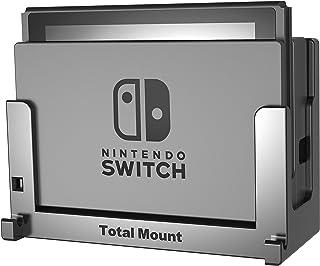 TotalMount 2548 Monteringssystem för Nintendo Switch, Svart