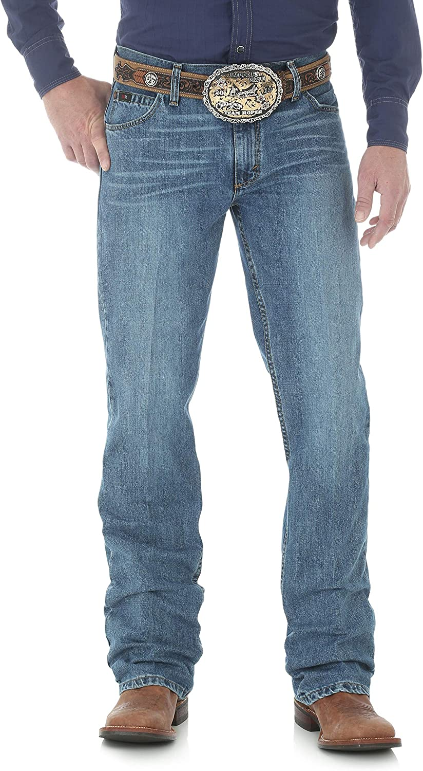 Wrangler mens 20X 02 Competition Slim Fit Jean