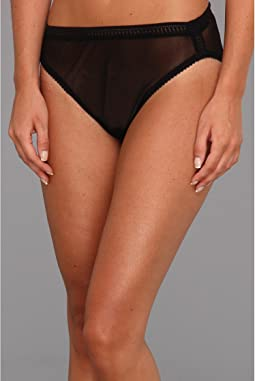 OnGossamer Gossamer Mesh Hi-Cut Brief 3012