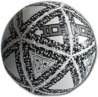 Ichnos Thayma balón de fútbol Sala Rebote controlado Futsal Talla 4 Senior Blanco Negro