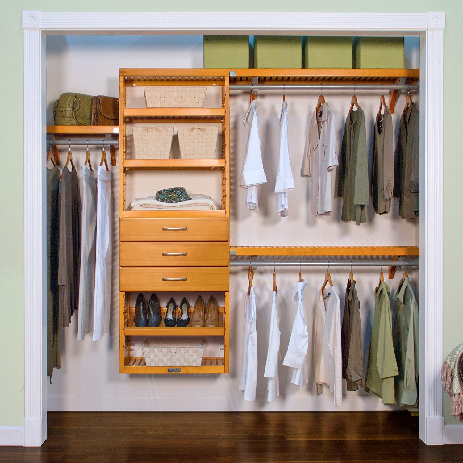 John Louis Home 12in. Deep Premier Organizer New sales Sales results No. 1 3 Drawers 6in with