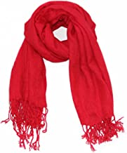 Soophen Pashmina Scarf in Beautiful Solid Colors