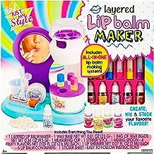 Just My Style Lip Balm Maker Art and Craft Kit by Horizon Group USA