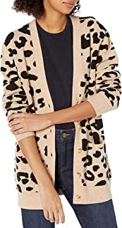 Amazon Brand - Daily Ritual Women's Ultra-Soft Leopard...