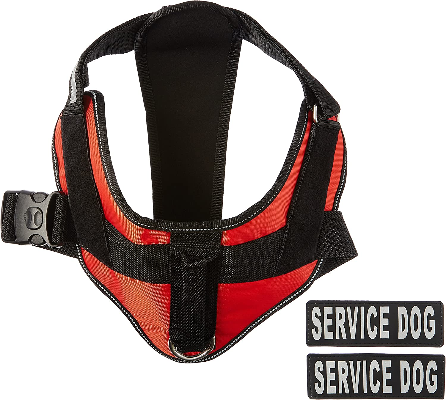Dogline Alpha Nylon Service Vest Fixed price for sale Search Rescue Harness New product! New type with Ve