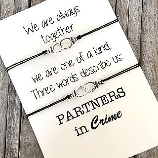 Best partners in crime bracelets Reviews