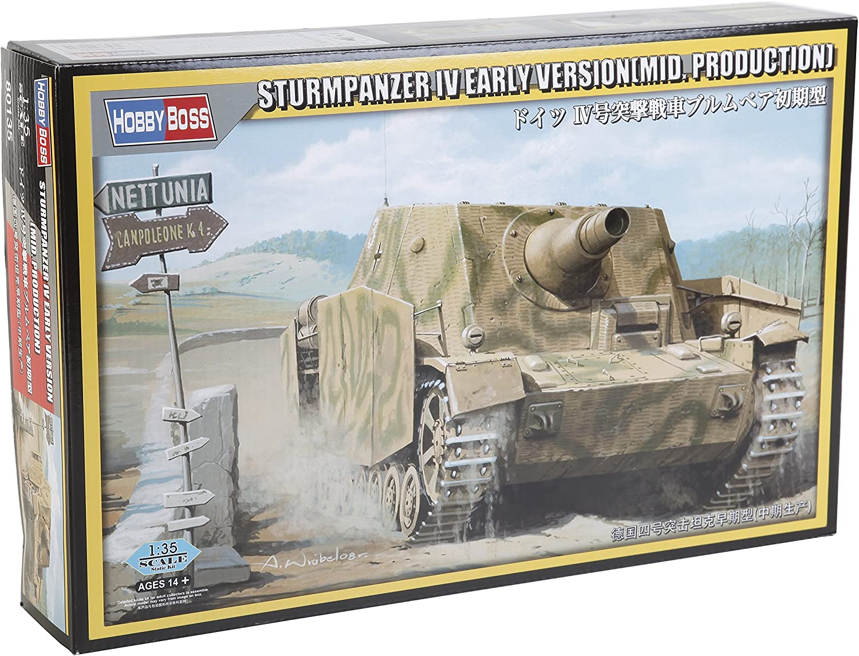 HY80135 1 35 Sturmpanzer IV Early w Interior