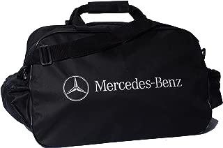 Mercedes Benz Logo Duffle Travel Sport Gym Bag Backpack