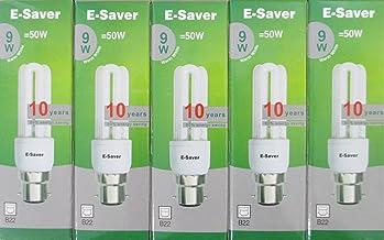E-saver CFL Energy-Saving Bulb, B22d (Bayonet Cap)