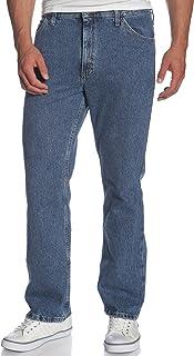 Lee Uniforms Men's Regular Fit Bootcut Jean, Pepper Stone, 34W / 30L