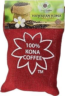1LB. 100% Hawaii Hawaiian Kona Extra Fancy Coffee Beans