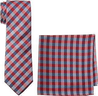 Best red plaid pocket square Reviews